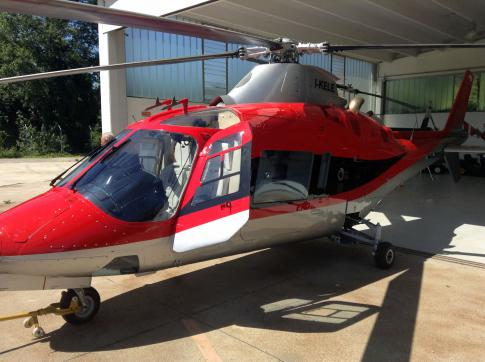 Off Market Aircraft in Italy: 1985 Agusta A109A II - 2