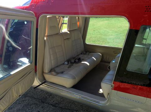 Off Market Aircraft in Italy: 1985 Agusta A109A II - 3