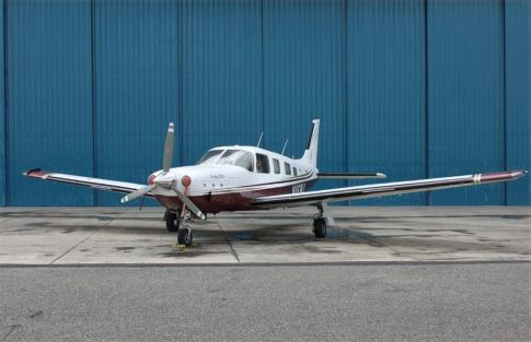 Off Market Aircraft in Florida: 1996 Piper PA-32R-301 - 2