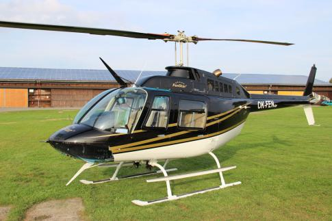 Aircraft for Sale in LKTB: 2007 Bell 206B3 - 2