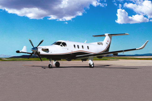 Aircraft for Sale in Utah: 2000 Pilatus PC-12/45 - 1