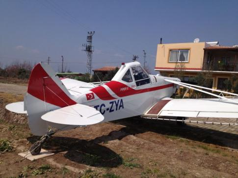 Aircraft for Sale in Turkey: 1976 Piper PA-25-260 Pawnee