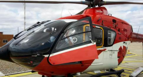 Off Market Aircraft in Brazil: 2004 Eurocopter EC 135P2 - 1