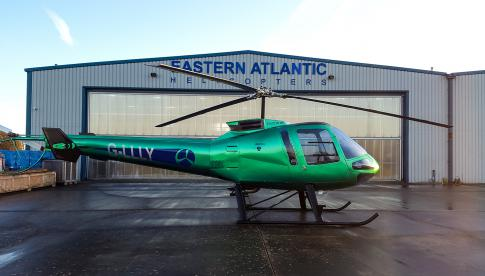 Aircraft for Sale in United Kingdom: 2005 Enstrom F-480B