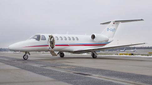 Aircraft for Sale in Germany: 2009 Cessna 525 Citation CJ3