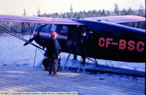 Aircraft for Sale in Alberta: 1946 Noorduyn Aviation Norseman Mk.V - 2