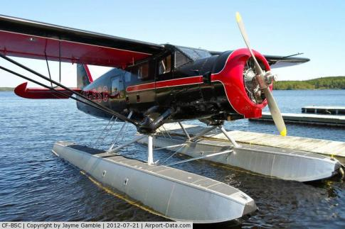 Aircraft for Sale in Alberta, Canada: 1946 Noorduyn Aviation Norseman Mk.V