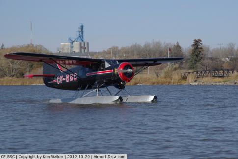 Aircraft for Sale in Alberta: 1946 Noorduyn Aviation Norseman Mk.V - 3