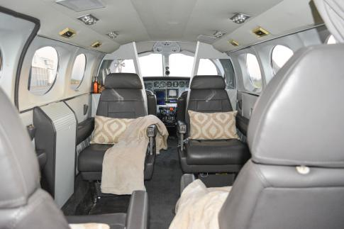 Off Market Aircraft in Tennessee: 1982 Cessna 421C - 2