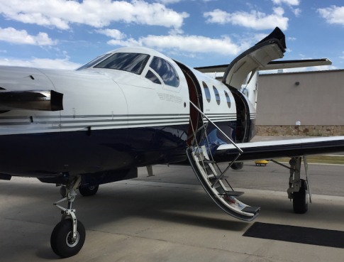 Off Market Aircraft in Utah: 2001 Pilatus PC-12/45 - 2