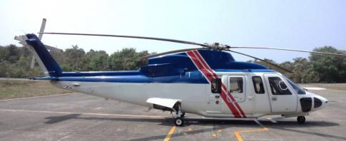 Off Market Aircraft in Canada: 2008 Sikorsky S-76C++ - 1