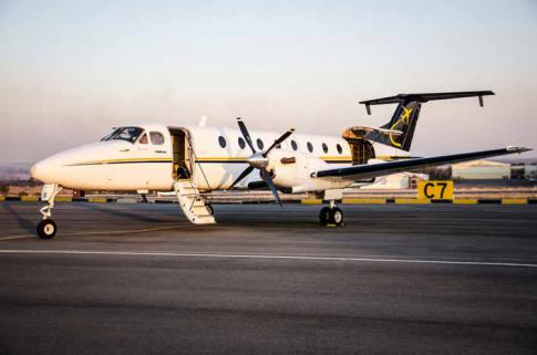 Aircraft for Sale in Lanseria, South Africa: 1989 Beech 1900C Airliner