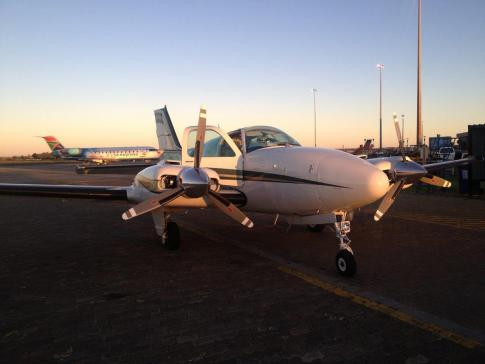 Off Market Aircraft in South Africa: 2000 Beech Baron - 3
