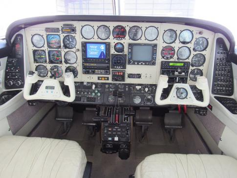 Aircraft for Sale in California: 1980 Beech 60 - 2