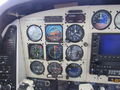 Aircraft for Sale in California: 1980 Beech 60 - 3