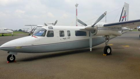 Off Market Aircraft in Kenya: 1978 Aero Commander 690B - 1