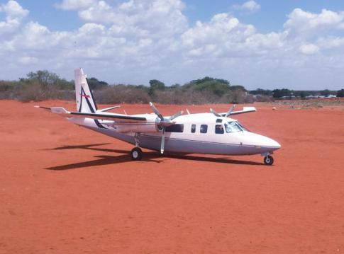 Off Market Aircraft in Kenya: 1978 Aero Commander 690B - 2