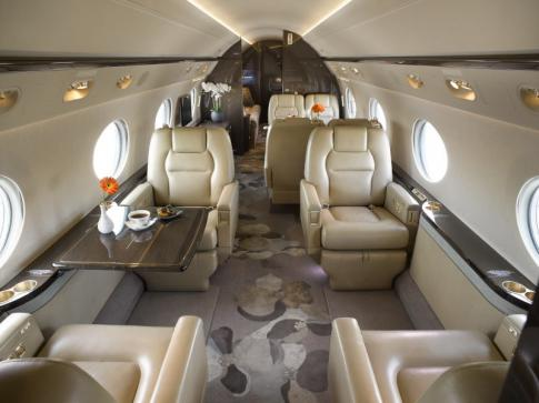 Aircraft for Sale in Canada: 2011 Gulfstream G550 - 3