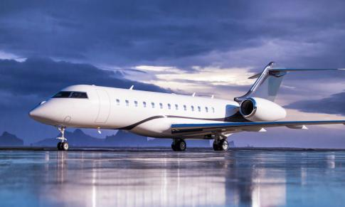 Aircraft for Sale in Canada: 2017 Bombardier Global 6000