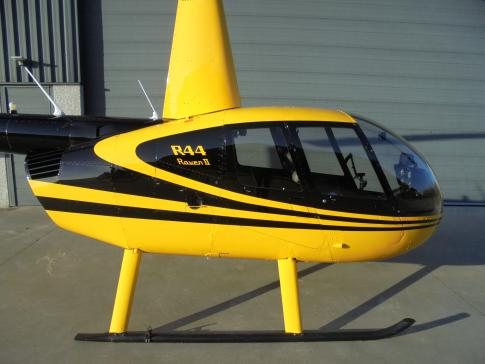 Off Market Aircraft in France: 2013 Robinson R-44 - 2