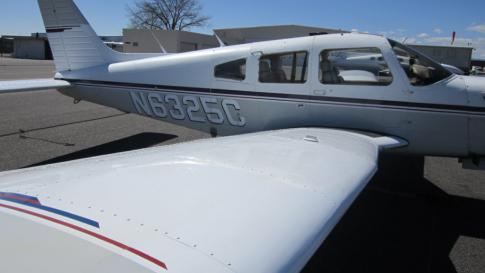 Aircraft for Sale in Kansas, United States: 1978 Piper PA-28R-201T Arrow III