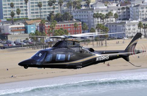 Off Market Aircraft in California: 2002 Agusta A109E - 1