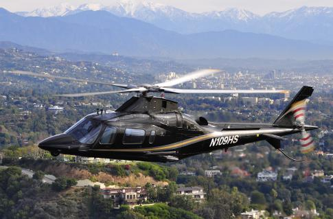 Off Market Aircraft in California: 2002 Agusta A109E - 2