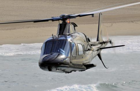 Off Market Aircraft in California: 2002 Agusta A109E - 3