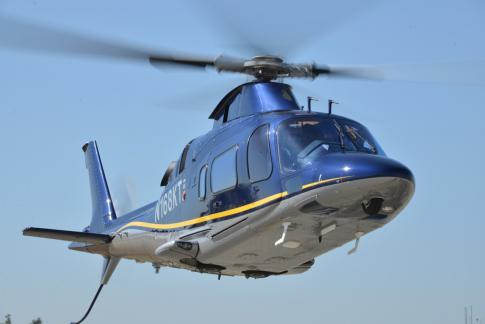 Off Market Aircraft in California: 2012 Agusta A109E - 1