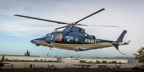 Off Market Aircraft in California: 2012 Agusta A109E - 3