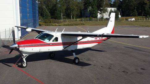 Aircraft for Sale in Sweden: 2003 Cessna 208B Grand Caravan