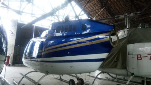 Aircraft for Sale in China: 1997 Bell 206B3 JetRanger III