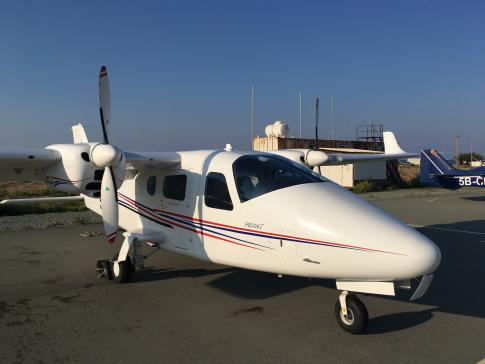 Aircraft for Sale in Pafos, Cyprus (LCPH): 2012 Tecnam P2006T