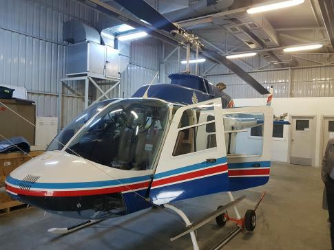 Aircraft for Sale in Turkey: 1986 Bell 206B3 JetRanger III