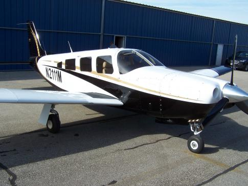Aircraft for Sale in Bucyrus, Ohio, United States (17G): 1981 Piper PA-32R-301 Saratoga SP