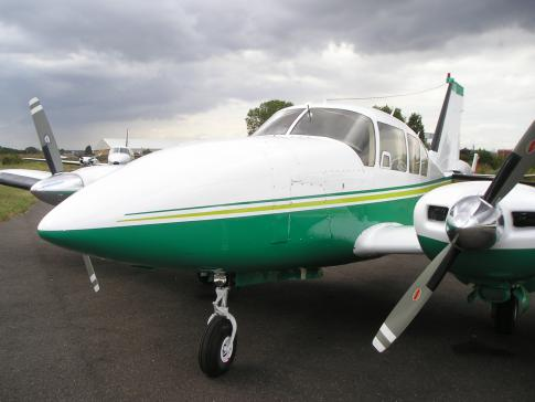 Aircraft for Sale in Southend, Essex, United Kingdom (EGMC): 1972 Piper PA-23 Aztec E
