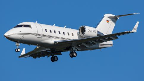 Off Market Aircraft in Germany: 2006 Bombardier Challenger 604 - 1
