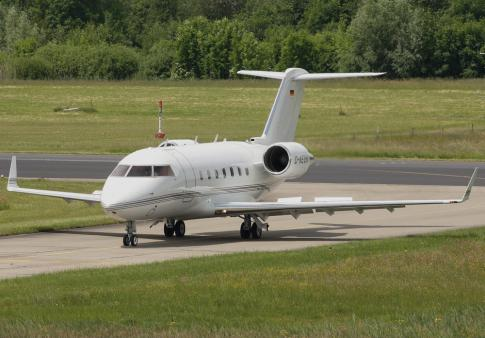Off Market Aircraft in Germany: 2006 Bombardier Challenger 604 - 2