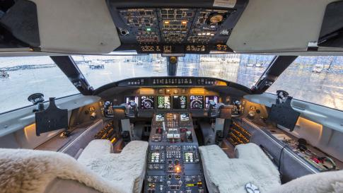 Off Market Aircraft in Germany: 2006 Bombardier Challenger 604 - 3