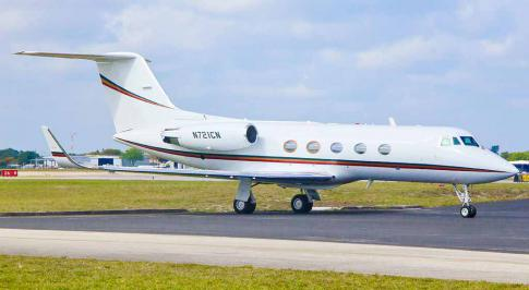 Off Market Aircraft in Florida: 1977 Gulfstream GII/SP - 1