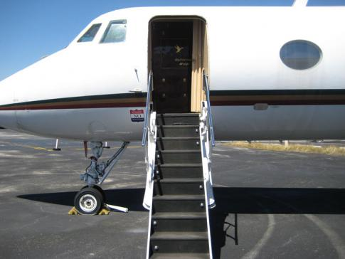 Off Market Aircraft in Florida: 1977 Gulfstream GII/SP - 2