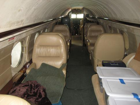 Off Market Aircraft in Florida: 1977 Gulfstream GII/SP - 3