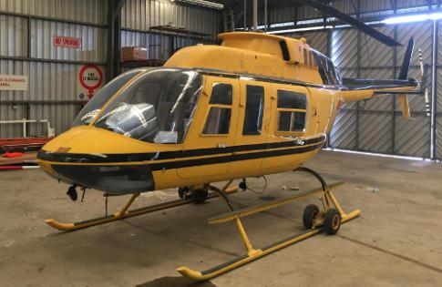 Aircraft for Sale in Australia: 1991 Bell 206L3 LongRanger III
