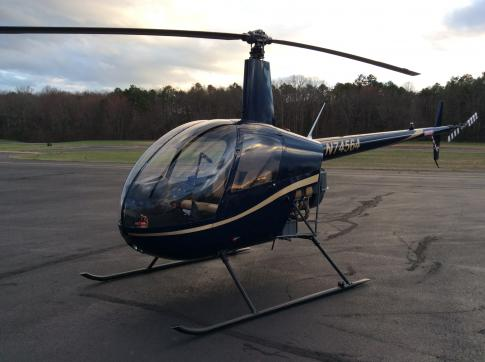 Aircraft for Lease/Dry Lease in Tennessee: 2005 Robinson Beta II - 1