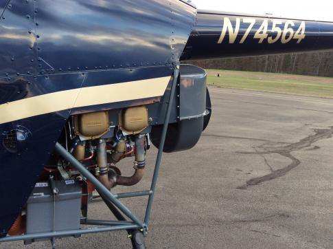 Aircraft for Lease/Dry Lease in Tennessee: 2005 Robinson Beta II - 3