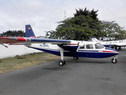 Aircraft for Sale in Ecuador (SEGU): 1968 Britten Norman BN2A-20 Islander