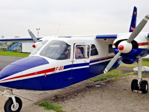 Aircraft for Sale in Ecuador: 1968 Britten Norman BN2A-20 - 2