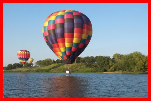 Aircraft for Sale in Ironton, Ohio, United States (DWV): 1995 The Balloon Works GLX 7