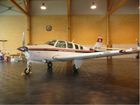 Aircraft for Sale in Bern: 1990 Beech A36 - 3