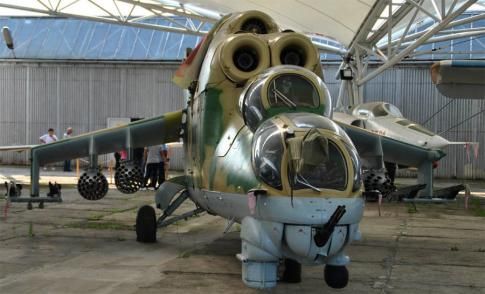 Aircraft for Sale in Sofia, Sofia, Bulgaria: 1984 Mil MI-24